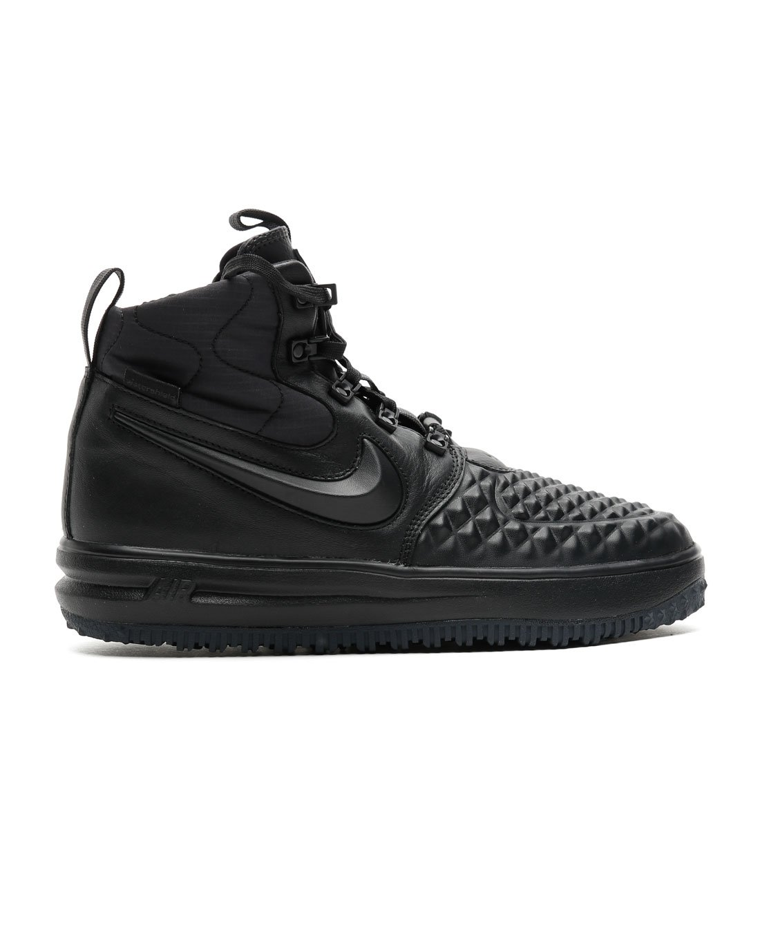 Nike Kid's LF1 Duckboot 17 GS, Black/Black-Anthracite, Youth Size 4 by Nike (Image #1)