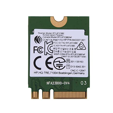 Richer-R WiFi/Bluetooth Tarjeta de Red,Tarjeta Adaptador ...