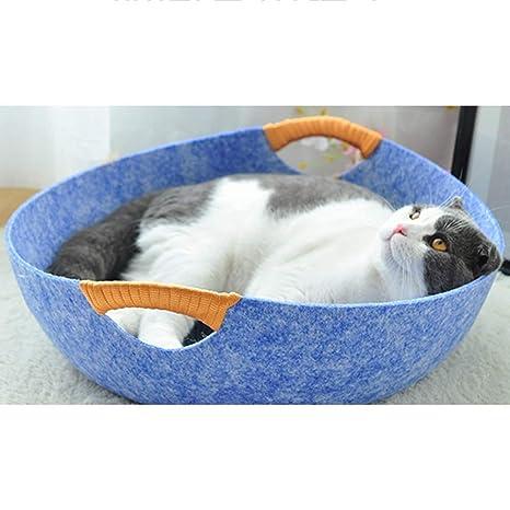Qinniao Se Puede Usar La Cama para Mascotas Cama para Gatos ...