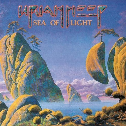 Price comparison product image Sea Of Light /  Uriah Heep