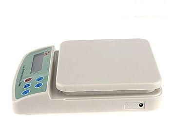 ASA Balanza electrónica de balanza de Cocina para Hornear Llamada Farmacia gramo Escala 500g / 0.1g joyería de Oro Llamada,500 g: Amazon.es: Deportes y aire ...