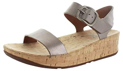 56d5a8a33 Fitflop Women s Bon Platform Sandals  Amazon.co.uk  Shoes   Bags