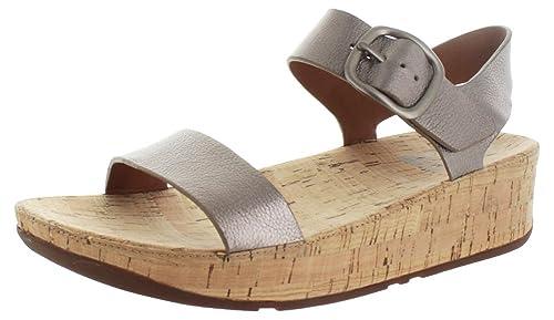 3a569f98f795d4 Fitflop Women s Bon Platform Sandals  Amazon.co.uk  Shoes   Bags