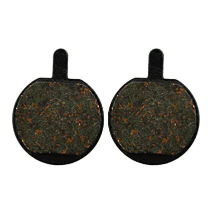 2 Pairs Bicycle Cycling Resin MTB Disc Brake Pads For JAK-5 JAK Zoom