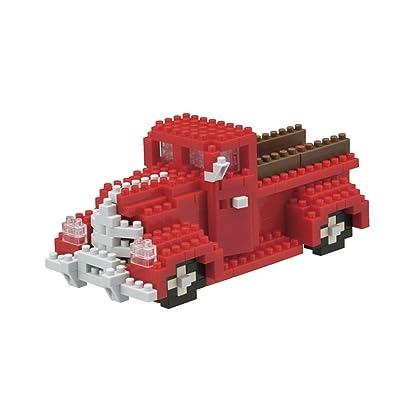 Nanoblock NAN-NBH073 Pickup Truck: Toys & Games