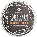 Alaffia -Coconut Reishi - Hydrating Body Balm, 1.5 Ounces 10 100% FAIR TRADE: Feel good about how you are getting your products with 100% Certified Fair Trade Ingredients. COCONUT, REISHI MUSHROOM AND SHEA: Fair trade, sustainable & wildcrafted ingredients from Alaffia cooperatives. FULL BODY BALM: For lips, elbows, hands, hair, cuticles, knees, heels, and beards.