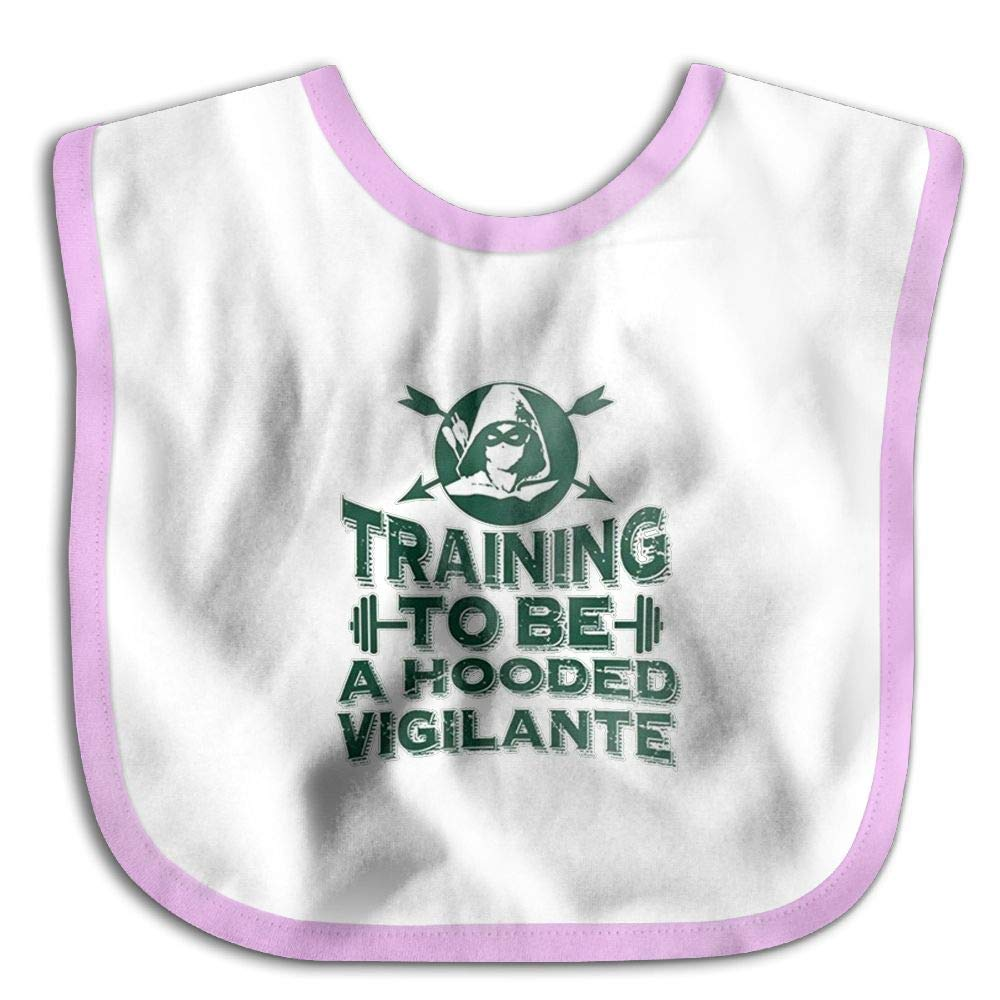 Amazon.com: Training To Be A Hooded Vigilante - Baberos para ...