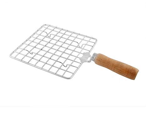Amazon.com: Alambre de acero inoxidable para asar papel jali ...