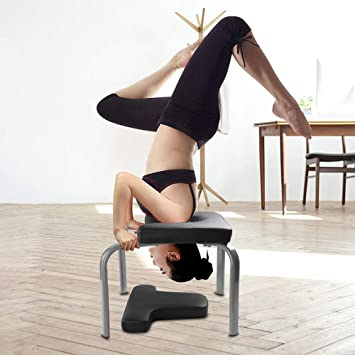 Amazon.com: Yoga Inversion Silla, Yoga Inversion Bench Idea ...