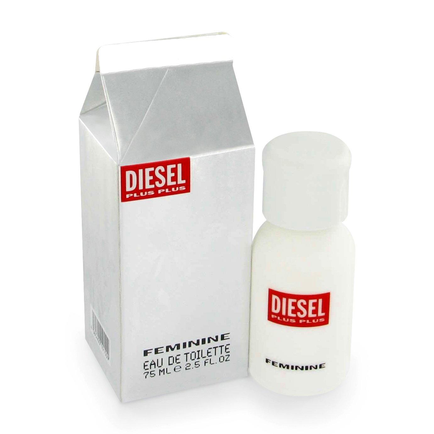 Diesel Plus Plus Eau De Toilette Spray 2.5 Oz for Men by Diesel S0556639