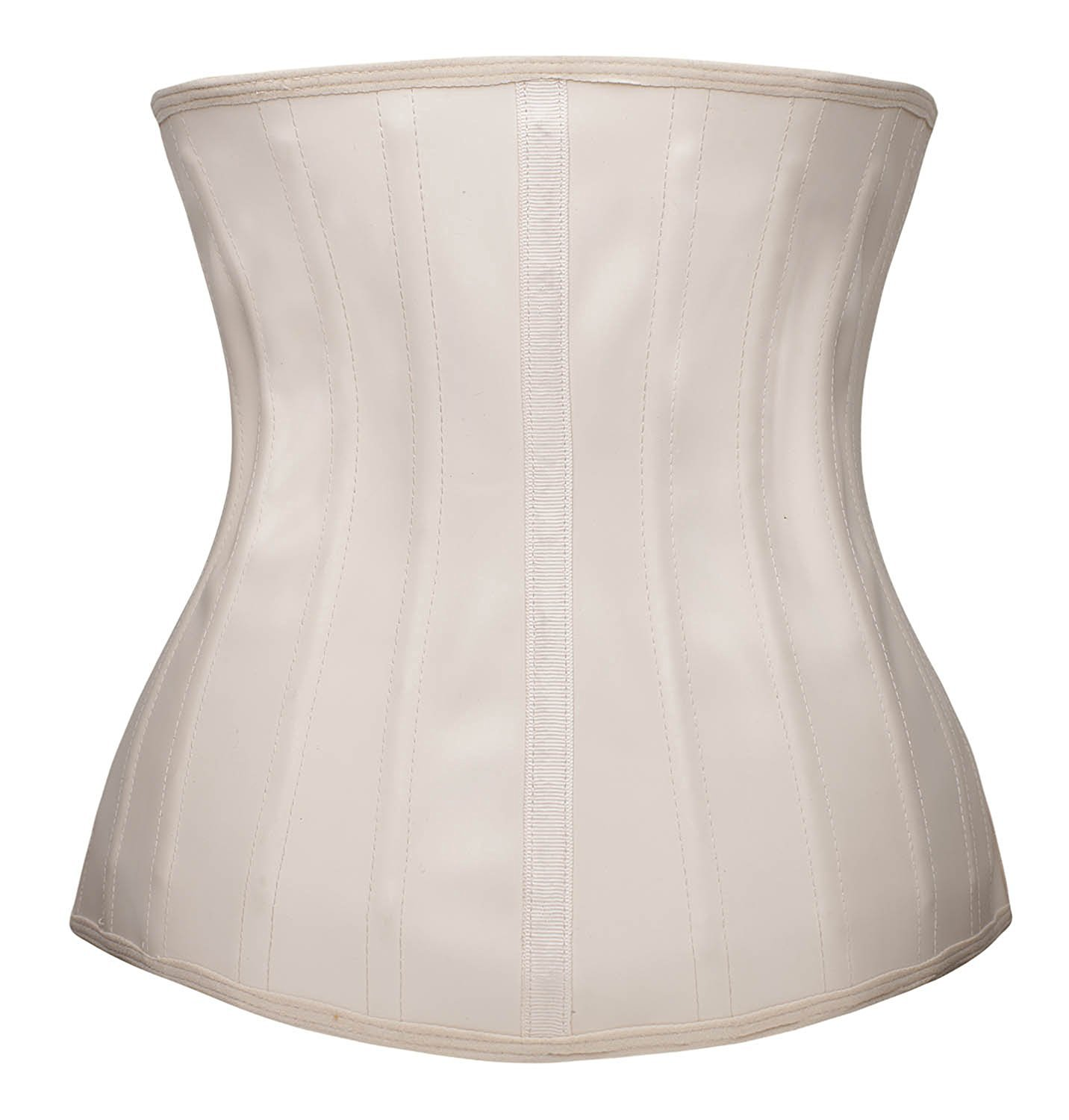 b6654193a0 YIANNA Women s Underbust Latex Sport Girdle Waist Training Corset Hourglass Body  Shaper  Amazon.com.au  Fashion