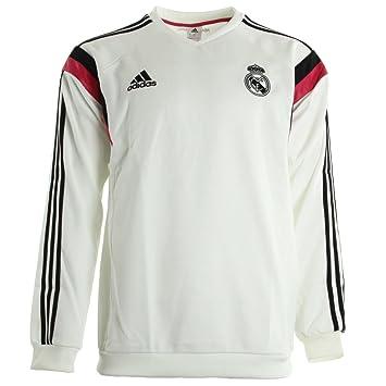 adidas - Sudadera de Hombre Real Madrid CF 2014-2015  Amazon.es ... 1d303cb49a2b3