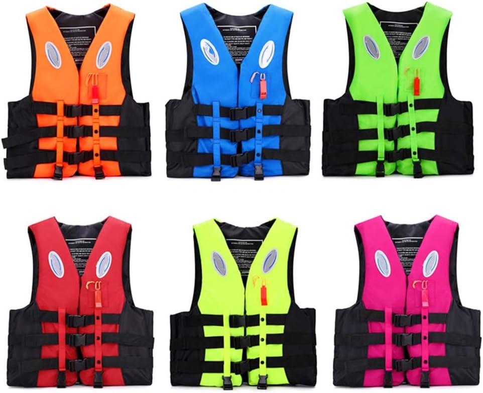 Professional adult swimwear life jacket Buoyancy vest Suitable for fishing kayak on board