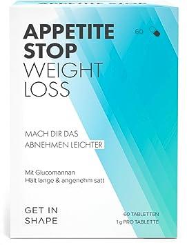 F Ich darf nicht essen, um Gewicht zu verlieren