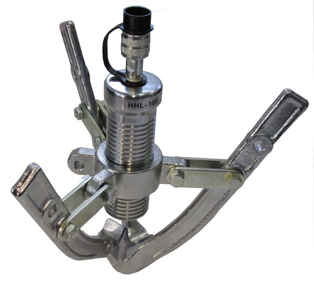 HYDRAFORE Hydraulischer Radnabenabzieher 10 T ohne Pumpe