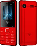 itel it2182-1.8 Inch Feature Phone (Red)