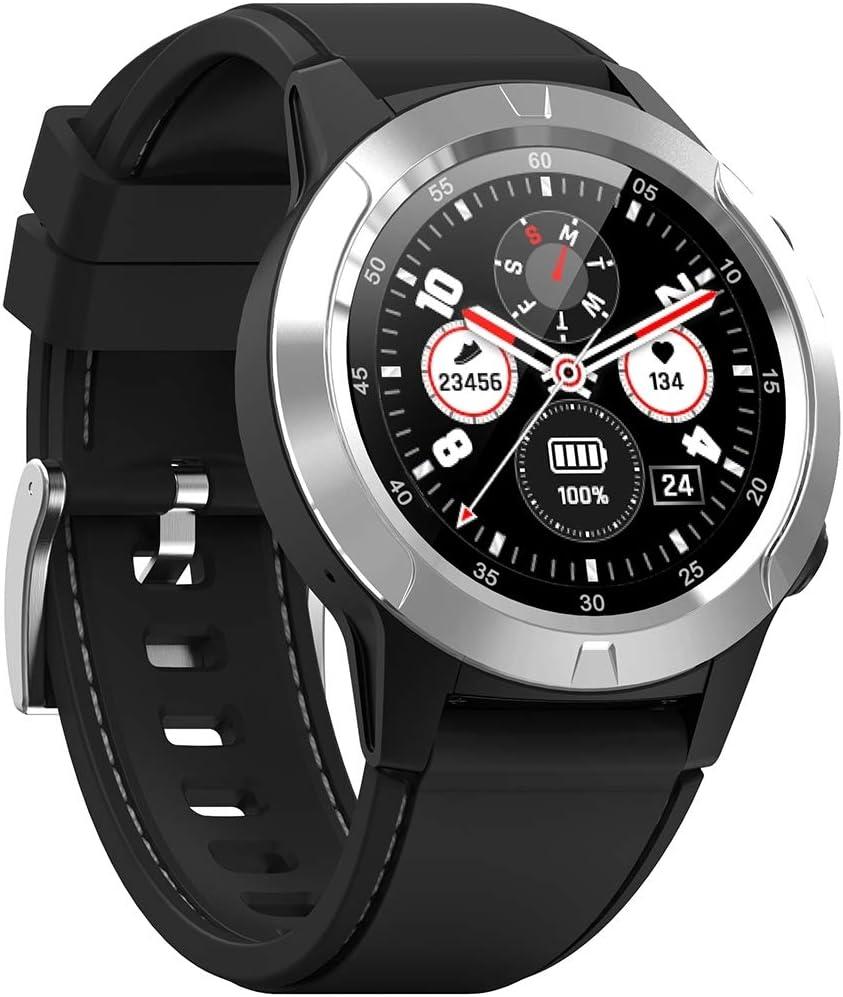 Relojes de Hombre North Edge Hombres Moda Profesional Deporte al Aire Libre a Prueba de Agua Senderismo Senderismo Reloj Digital Inteligente, Soporte GPS y Consumo de calorías Relojes de Mujer