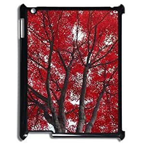XiFu*MeiLZHCASE Diy Cover Custom Case Maple For IPad 2,3,4 [Pattern-1]XiFu*Mei