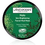 Antipodes Halo Skin-Brightening Facial Mud Mask, 75g