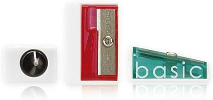 Milan Basic - Pack de 50 sacapuntas: Amazon.es: Oficina y papelería