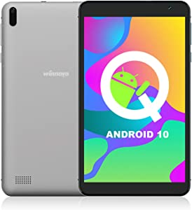 Tablet 7-inch Android 10.0 WiFi – Winnovo TS7 Tablets 32GB Storage Quad-Core Processer HD IPS Display 8MP Camera GPS FM Bluetooth Google Certification (Grey)