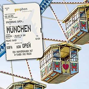 Spaziergang durch München Hörbuch