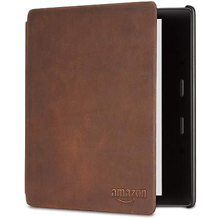 Funda de cuero de alta calidad para Kindle Oasis - únicamente ...
