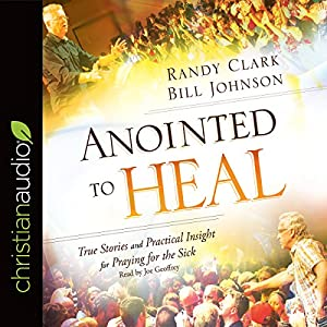 Anointed to Heal Audiobook