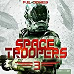 Die Brut (Space Troopers 3) | P. E. Jones