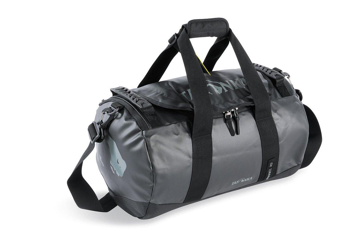 TatonkaバレルXS –  – スポーツと旅行バッグwith 25リットル B00RHWXO1G ブラック