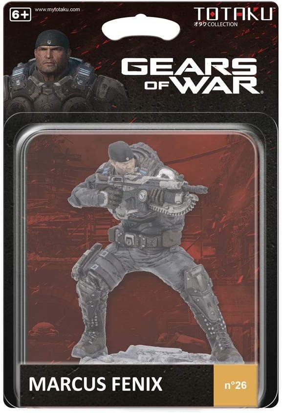 Totaku Figure Marcus Fenix Gears of War no.26: Amazon.es: Juguetes ...