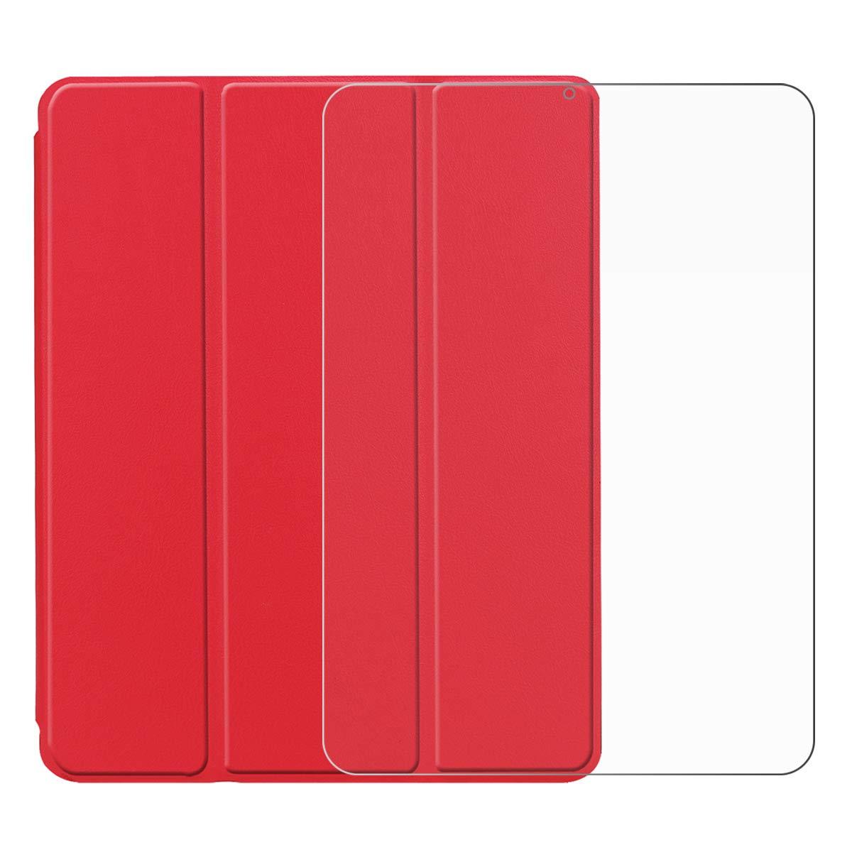 【着後レビューで 送料無料】 TOTOOSE iPad 12.9インチ Pro 12.9インチ レッド 2018 PU TOTOOSE フォリオカバー レザーケース 携帯電話ケース バンパーシェル レッド B07KZ3HX2D, 大和住建:2d9cc657 --- a0267596.xsph.ru