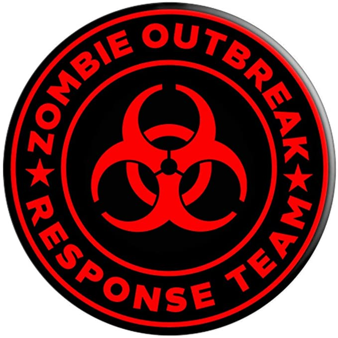 Carcasa IPhone 6/6S - The Walking Dead - Badge -Case Funda