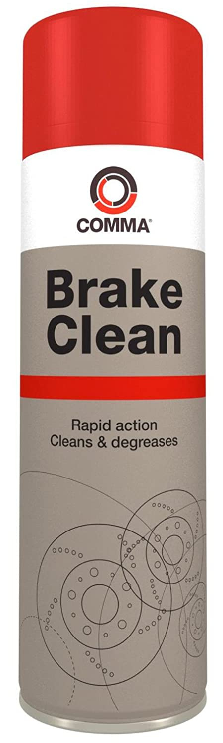 Comma BC500M 500ml Brake Cleaner Comma Oil & Chemicals Ltd.