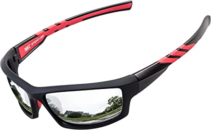MEETLOCKS Polarized Sunglasses UV Protection for Men Cyling Running Outdoor Sports