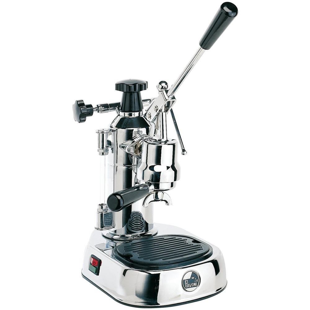 La Pavoni el Europiccola Lusso máquina de café espresso manual Capacidad 0,80 litros Potencia 1000 W: Amazon.es: Hogar
