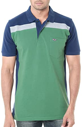 5065d58ed32 WEXFORD Men s Cotton Polo (Wex-Wfs034C)  Amazon.in  Clothing ...