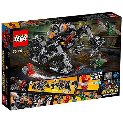 61RdYKVqHKL - LEGO Super Heroes 76086 Knightcrawler Tunnel Attack (622 Piece)