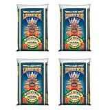 FoxFarm Light Warrior Soilless Seed Germinator Starter Mix, 26 Quarts (4 Pack)