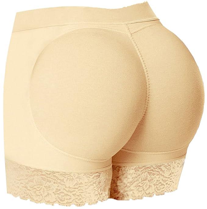 schön Design neueste kaufen immer beliebt EUDOLAH Damen Push up Unterhose Mieder Panty Contur Slip Padded