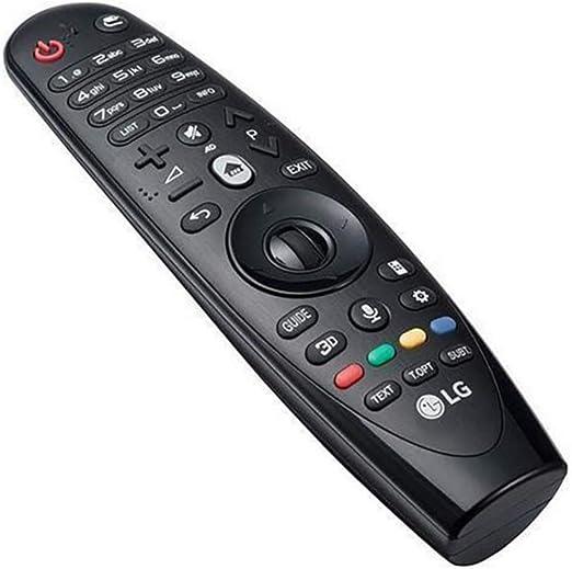 LG AN-MR600 - Mando a Distancia, Color Negro: Amazon.es: Electrónica