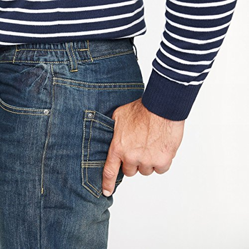 Forti Dark Jeans For Dirty Castaluna Men Regular Taglie Uomo UYzBFq