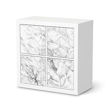 Klebefolie Sticker Tapete Für IKEA Kallax Regal 4 Türelemente | Möbel  überkleben Deko Folie Möbeldeko