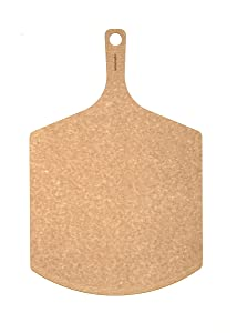 Epicurean Pizza Peel, 21.5-Inch by 14-Inch, Natural
