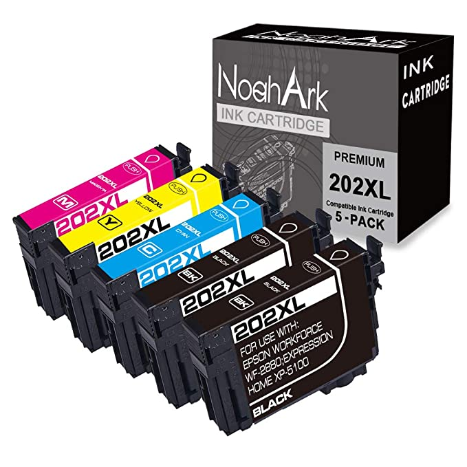 Amazon.com: NoahArk - Cartuchos de tinta remanufacturados de ...