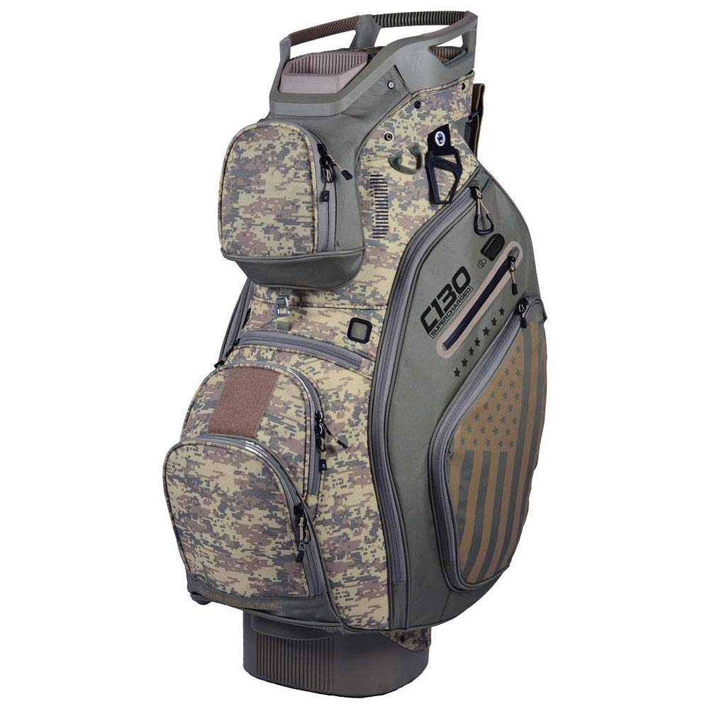 Sun Mountain 2019 C-130 Cart Bag Camo by Sun Mountain