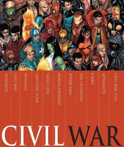 Civil War Collection - Civil War Box Set