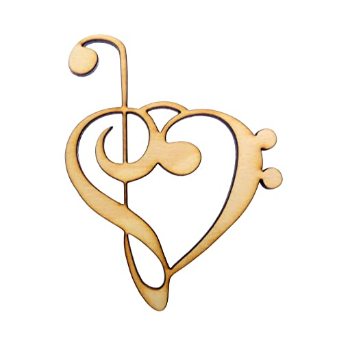 treble clef and bass clef ornament musician christmas ornament christmas gifts for musicians