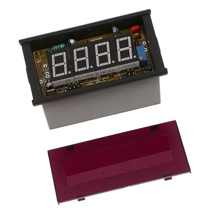 Sharplace Medidor de Resistencia Digital Detector de Panel Componentes Pasivos Paneles de Ajuste