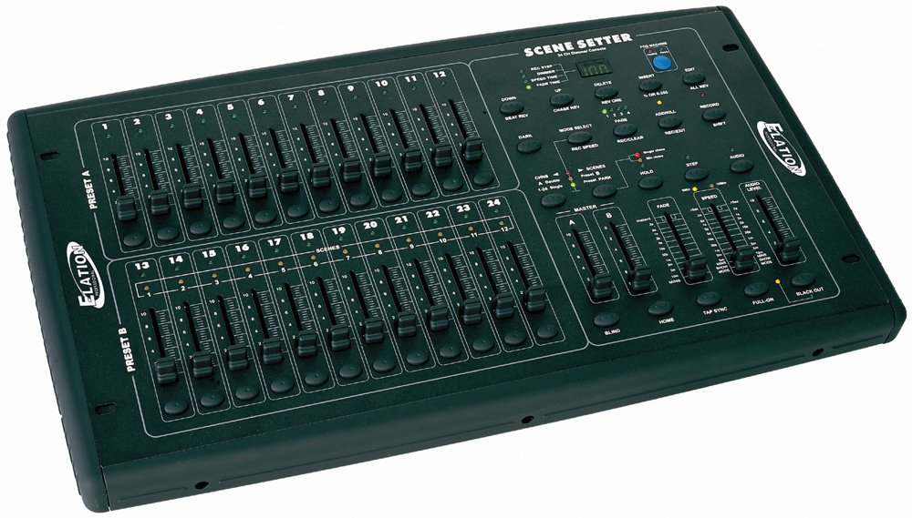 American Dj Scene Setter 24 Channel Conventional Dimmer Controller